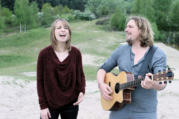 Singer-Songwriter duo Some Kind of Fire Rose