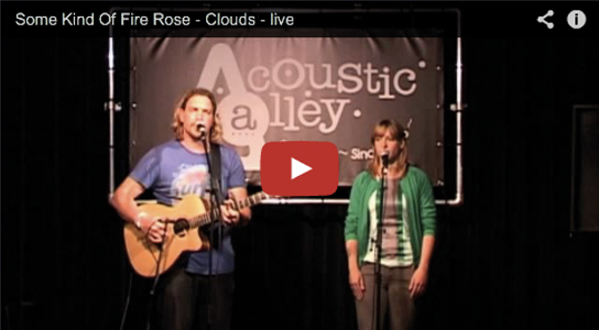Clouds bij Acoustic Alley